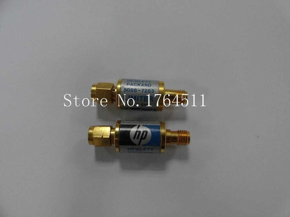 [BELLA] ORIGINAL 5086-7282 DC-1.8GHZ 10W SMA RF Coaxial Microwave Limiter