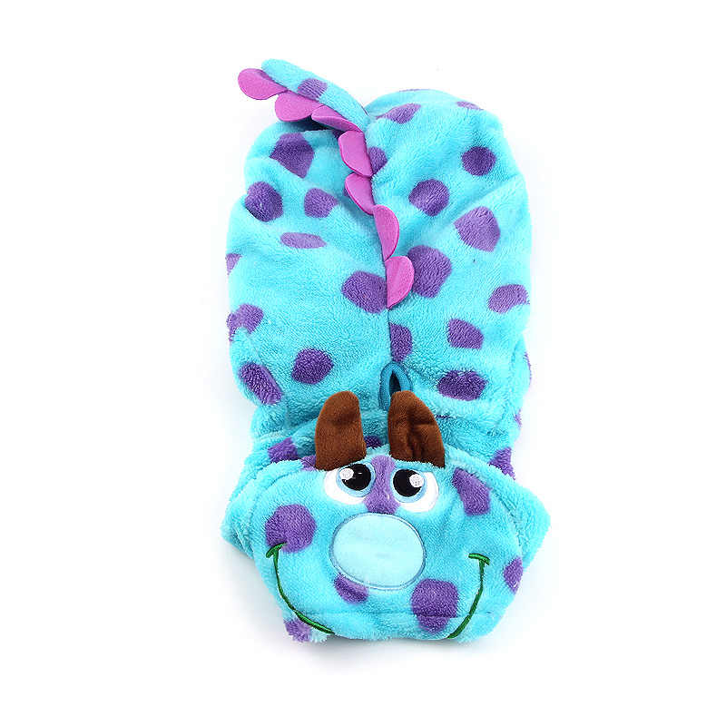 Cartoon Dragon Kostüm Katzen outfit Dino kleine Hunde Welpen haustier Kostüm Kleidung nette anzug Dinosaurier Cosplay Kostüme pet liefert