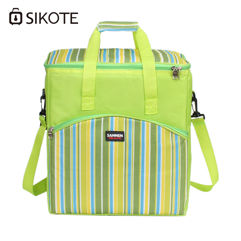 SIKOTE 30L Lunch Bags Bolsa Termica For Women Dinner Thicken  Thermal Insulated Portable picnic Lunchbox Fresh Cooler Bag SIKOTE 30L Lunch Bags Bolsa Termica For Women Dinner Thicken  Thermal Insulated Portable picnic Lunchbox Fresh Cooler Bag