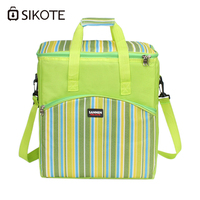 SIKOTE 30L Lunch Bags Bolsa Termica For Women Dinner Thicken Thermal Insulated Portable picnic Lunchbox Fresh Cooler Bag