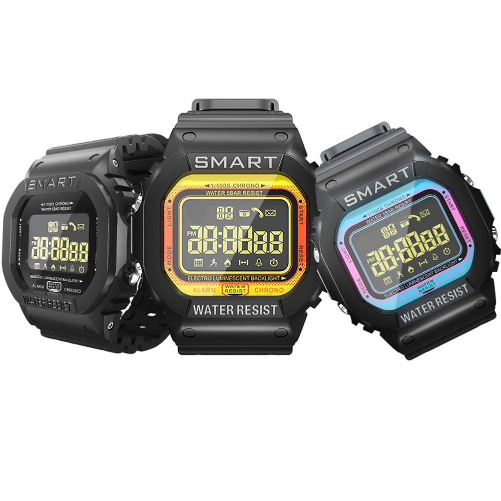 Popular Waterproof Backlight Call Remind Fitness Tracker Bluetooth Smart Watch