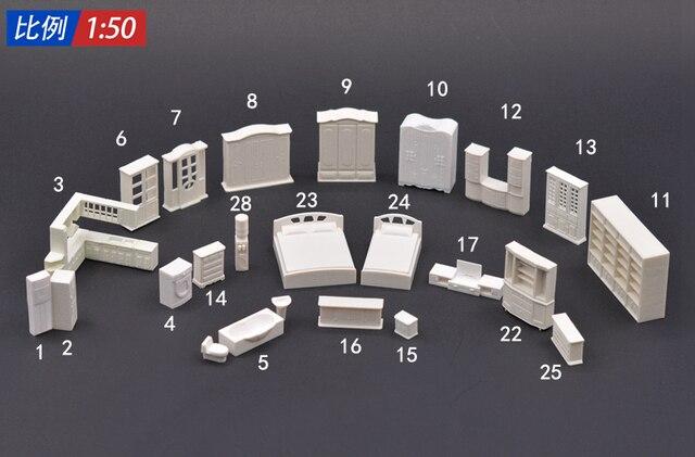 1 50 Schaal Abs Plastic Zand Tafel Modelbouw Landschap Indoor