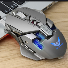 Professional Wired Gaming Mouse 7 Button 4000 dpi Usb Computer Gamer Mause Mice Led Backlight Positioning Ergonomic Design F1