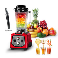 Automatical Heavy Duty Commercial Grade Blender Mixer Juicer Food Processor Ice Smoothie Bar Fruit Blenders Household juicer