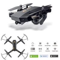 Xs809 Foldable Drone With Camera Wifi Fpv Quadcopter Rc Drones Rc Helicopter Dron Remote Control Toy