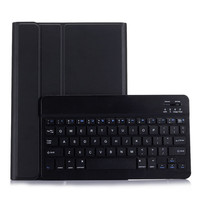 New Design For Ipad 9 7 2017 Tablet Multi Function Removable Wireless Bluetooth Keyboard Case For