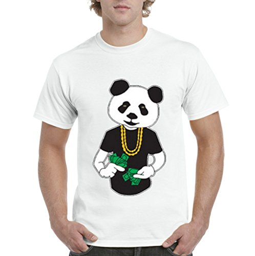 7e493ca9752 Ray oak band 2017 T Shirt Design Shop Graphic Crew Neck Short Sleeve Panda  Cash Money Mens Tees