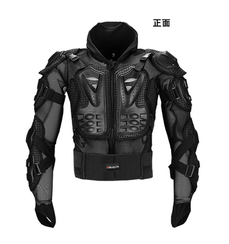 The knights of professional motorcycle suvs drop armor garments Overalls protective gear