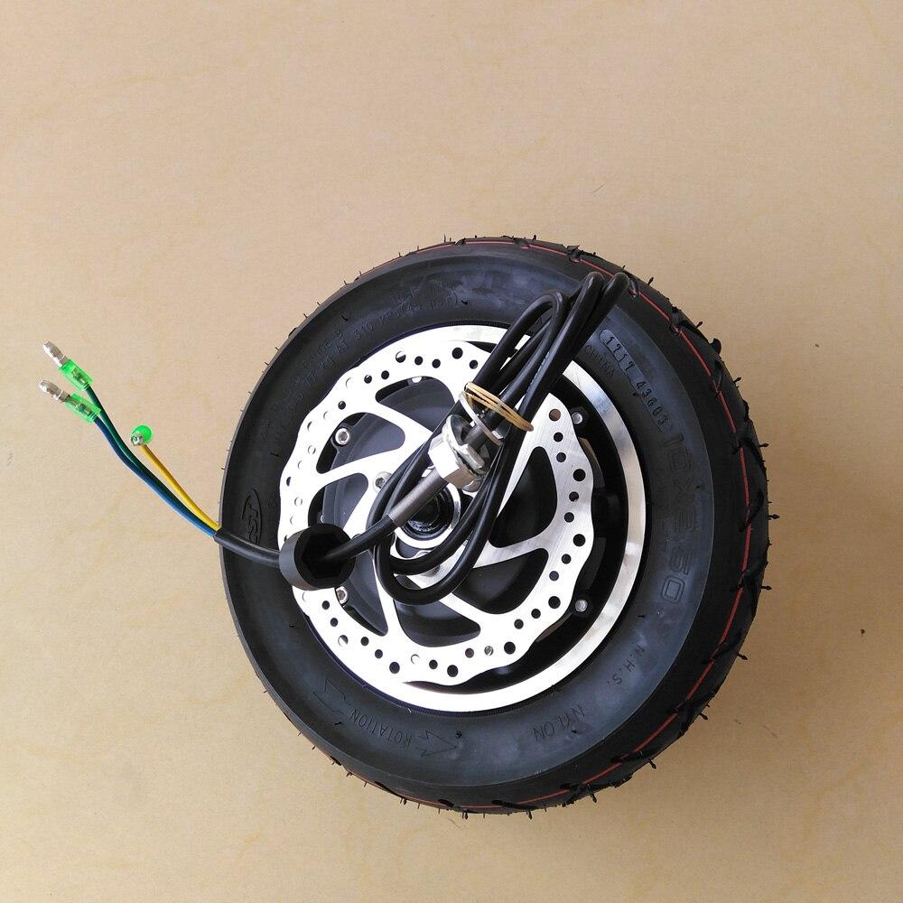 Dualtron 2 Motor mit reifen und disc Dualtron 2 rad