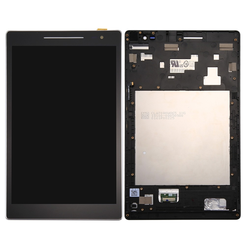 LCD Screen and Digitizer Full Assembly with Frame for ASUS ZenPad 8.0 / Z380C / Z380CX / P022 цена