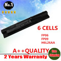 6 células bateria para HP ProBook 440 445 450 455 470 HSTNN-W98C HSTNN-W99C HSTNN-YB4J FP06
