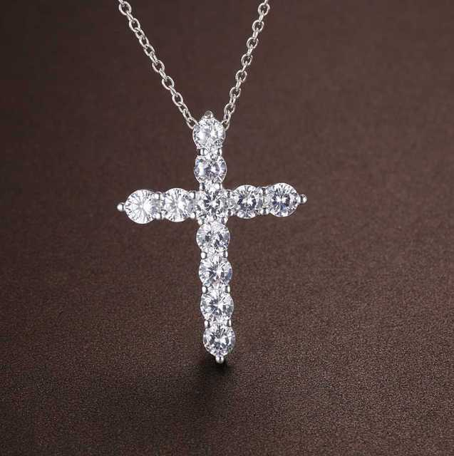 Wedding Fashion Silver Plated Pendant Necklace for Women