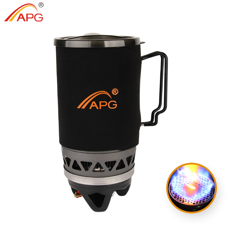 APG 1400ml camping gas stove fires cooking System and portable gas burnersAPG 1400ml camping gas stove fires cooking System and portable gas burners