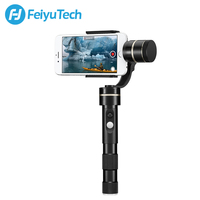 FeiyuTech FY G4 Pro 3 Axis Brushless Motor Handheld Gimbal Phone Stabilizer for Smartphone iPhone 6/Plus iPhone 7/Plus