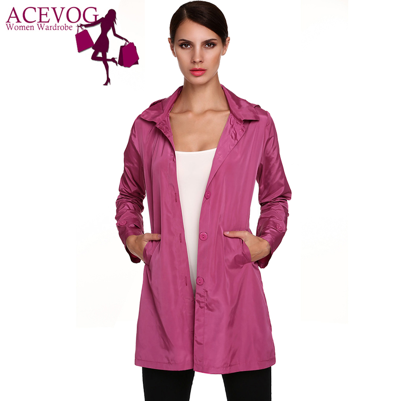 Stylish Rain Jackets For Women | Fit Jacket
