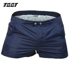azul TQQT cortos Pantalón