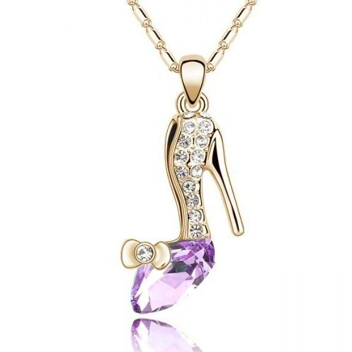 gold violet