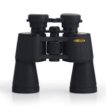 Promo offer BIJIA 7×50 2017 New Porro Green Film large diameter Professional Binocular Telescope