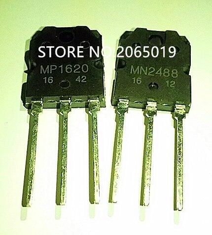 5 PAAR/10 STKS MN2488 MP1620 2488 1620 TO 3P