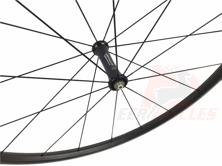 Only 899g Lightest 700c 20mm x 23mm Tubular Carbon Road Bike Wheels Bicycle Wheel set Extralite Hubs Sapim CX Ray Spokes 20H 24H in Bicycle Wheel from Sports Entertainment