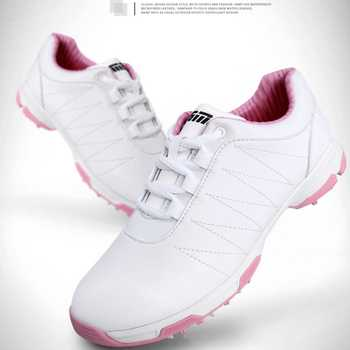 Women Golf Athletic Shoes Wearable Comfortable Shoes High Quality Shoes Women Leisure Soft Sport Sneaker AA51025