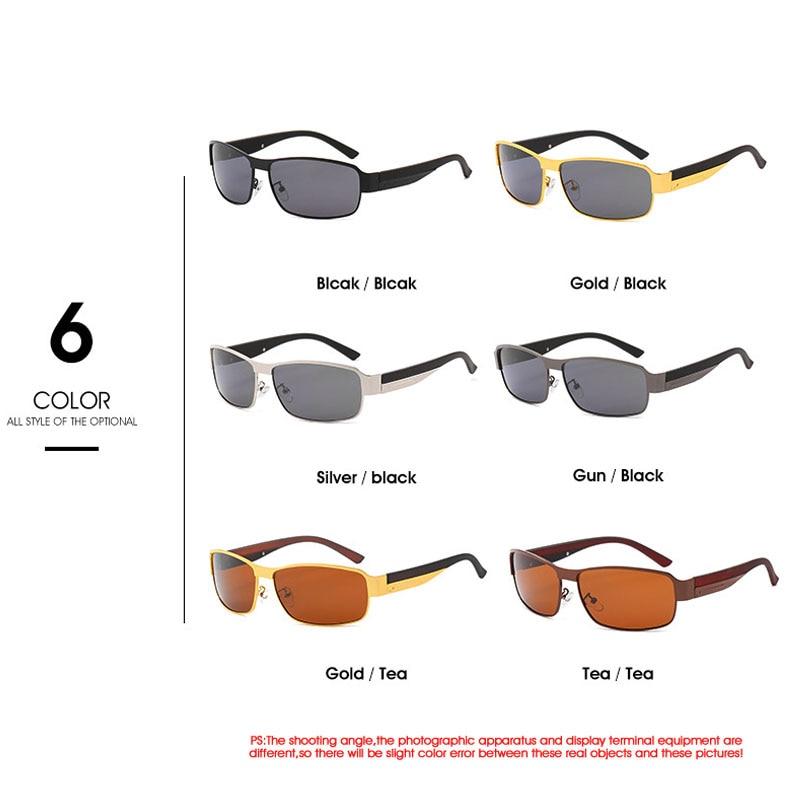 RTBOFY 2019 New Brand Designer Polarized Men Sunglasses UV400 Protection Fashion Sun Glasses Male Driving Eyewear in Men 39 s Sunglasses from Apparel Accessories