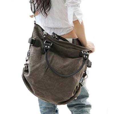 2015 Womens Men Canvas Messenger Bags Brand Large Designer ...