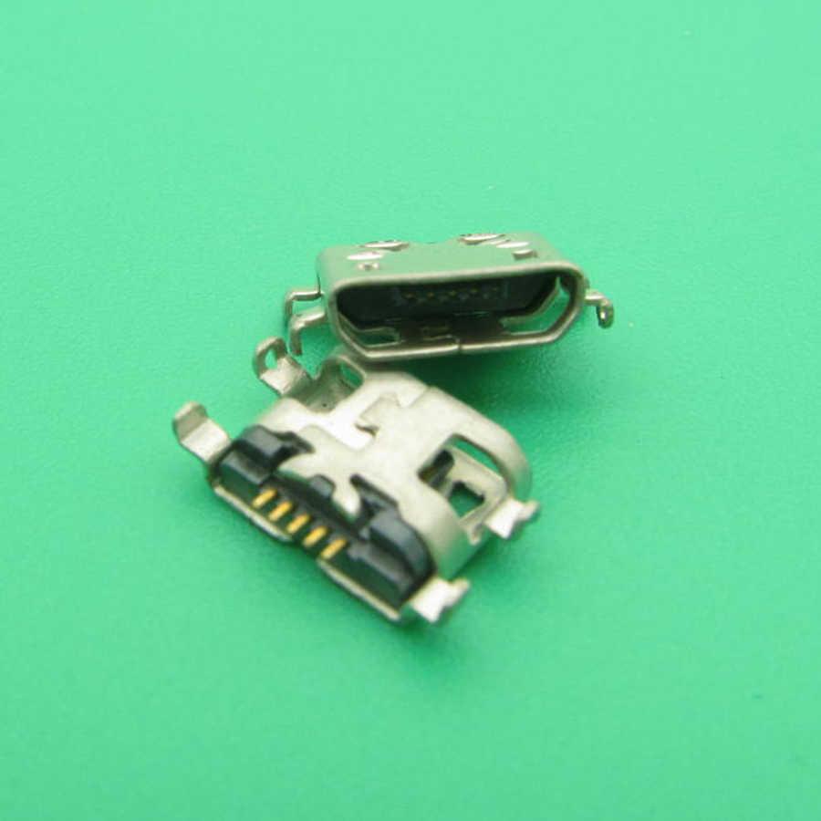 2 chiếc Cho Lenovo Vibe Chanh X3 Lite K51c78 K4note K4 Note A7010 K5 1C78 Micro mini Cổng Sạc USB dock cắm ổ cắm Cổng Kết Nối