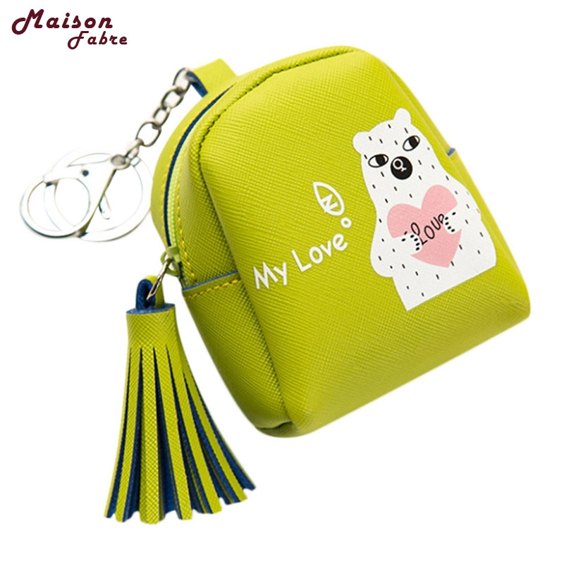 2018 NEW MAFA Coin Purse Wallet Women Girls Cute Fashion Snacks Coin Purse Wallet Bag Change Pouch Key Holder DROPshipping f28