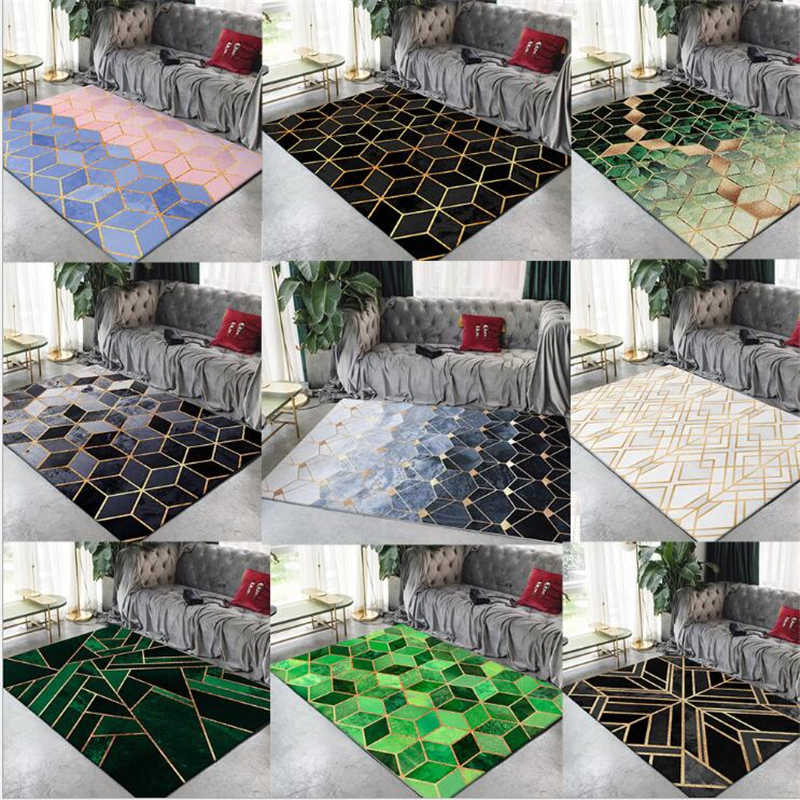 Aovoll Rugs And Carpet For Home Living Room Modern Design Modern