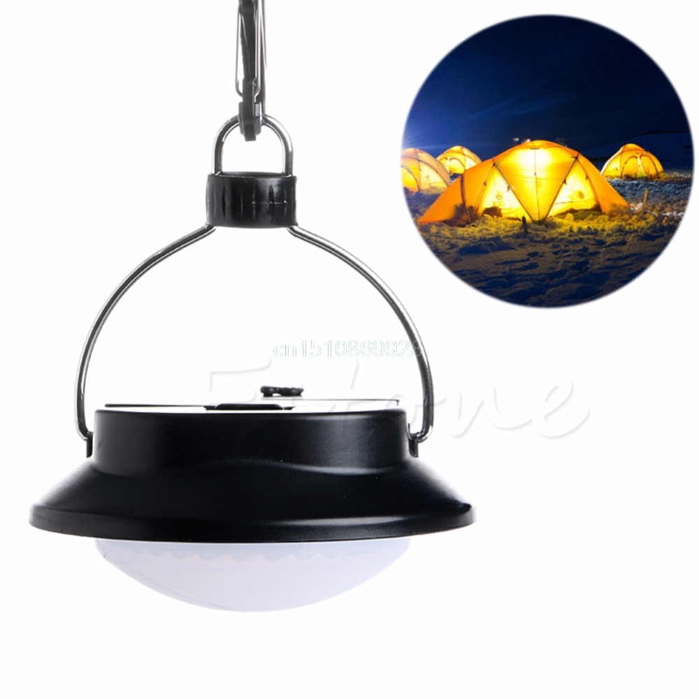 все цены на Outdoor Camping Light 60 LED Portable Tent Umbrella Night Lamp Hiking Lantern M126 hot sale онлайн