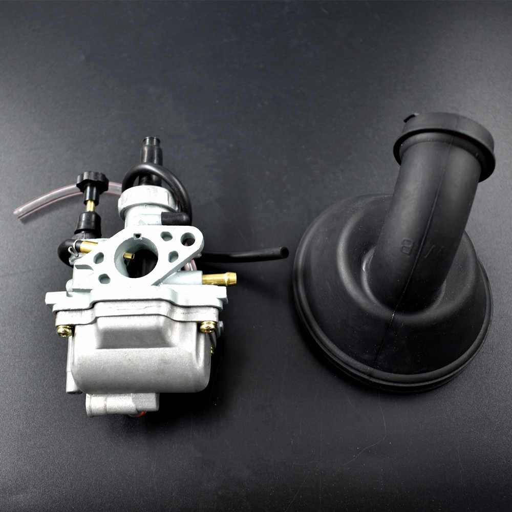 Intake Manifold /& Carb Carburetor for SUZUKI LT80 LT 80 QUADSPORT ATV 87-06