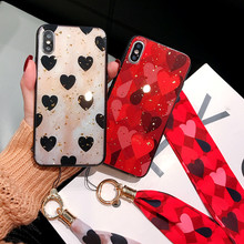 MA The Retro Funny Simple Woman Style Hard Silicone Fashion Phone Case Cover For Iphone6 6S Plus 7 8 X XR XS Max