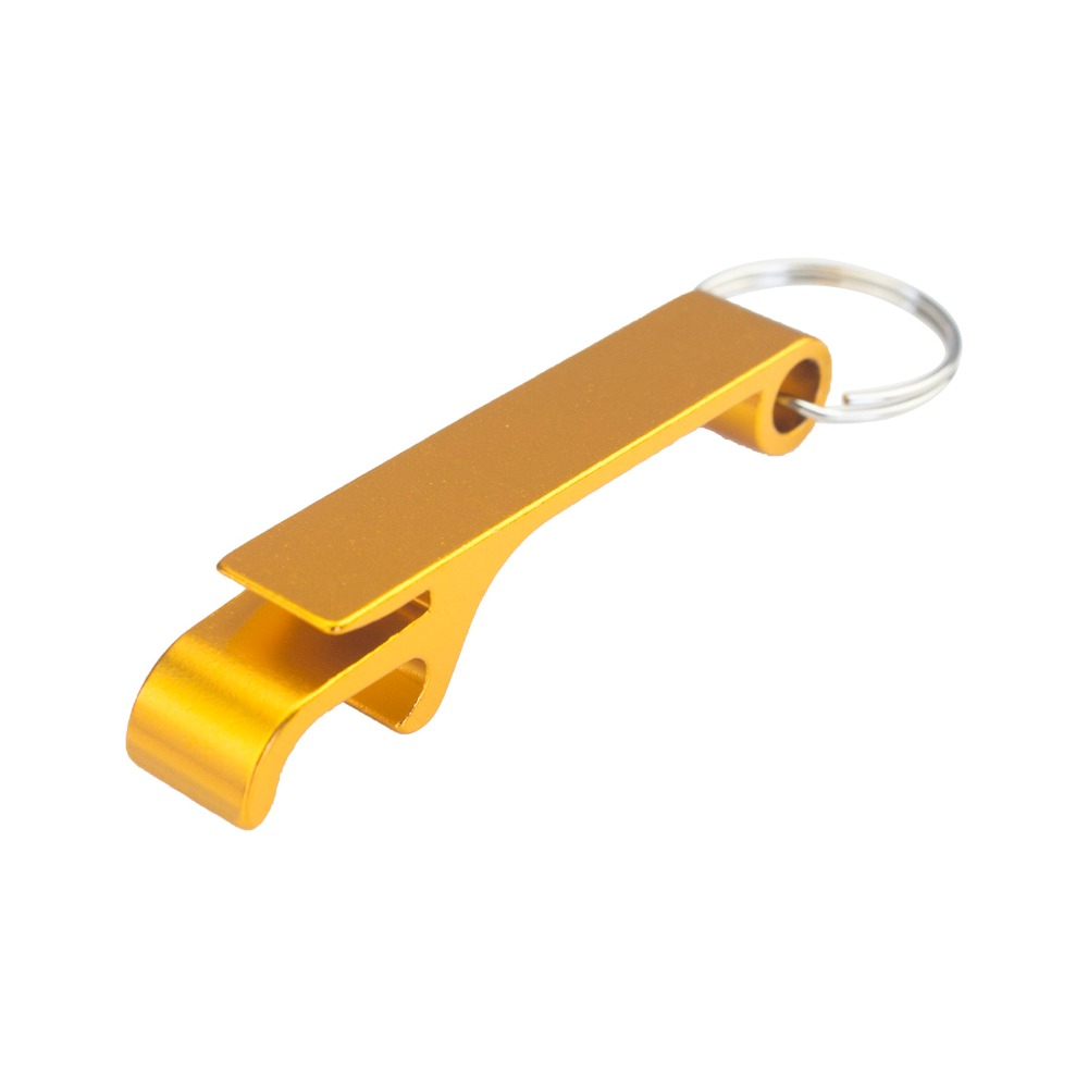 Image 5 - Lot 100pcs Free Customized Engrave Aluminium Portable Can  Opener,Key Chain Ring Can Opener,Restaurant Promotion Giveaway  GiftOpeners