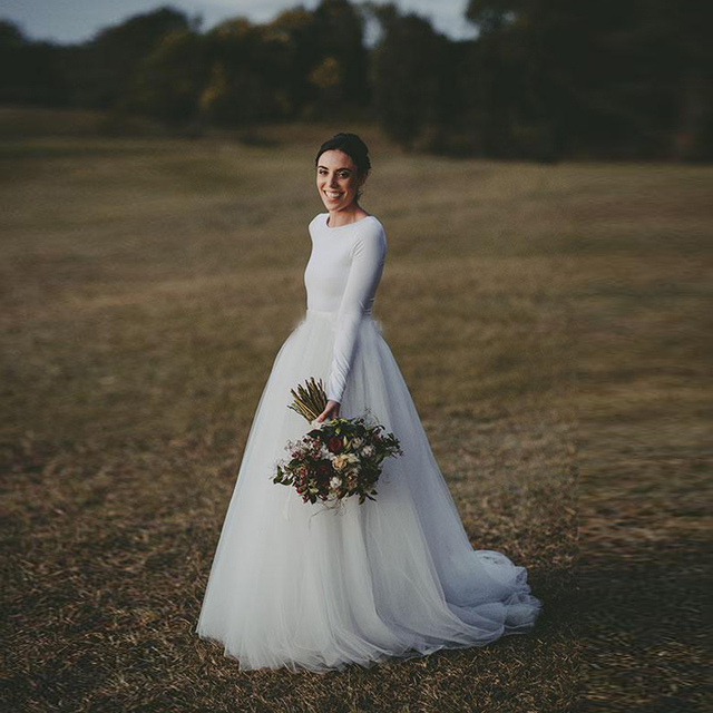 Super Puff Tulle Long Skirt for Wedding High Quality Ball Gown Bridal  Wedding Party Skirt Custom Made Elegant Maxi Skirt Saias 9e2060b7e0dc