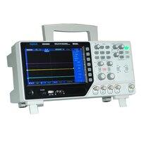 Hantek DSO4202C 2CH 200 МГц цифровой осциллограф с 1 каналом произвольной/функциональной генератор сигналов прямые продажи с фабрики