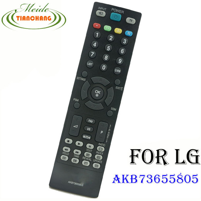 4 Pcs Lot Whole Universal Remote Control Fit For Lg Akb73655805 Bd Hometheater