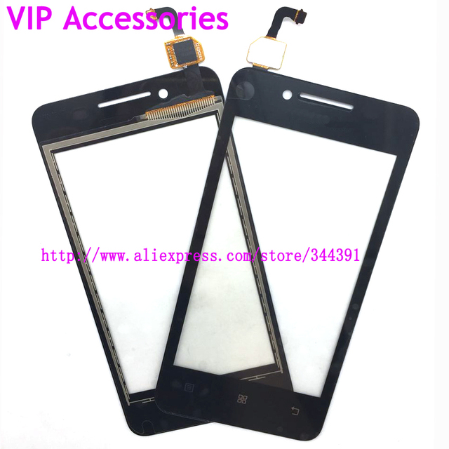 10pcs A319 Touch Screen For Lenovo A319 Digitizer Touch Panel Glass Lens Tracking