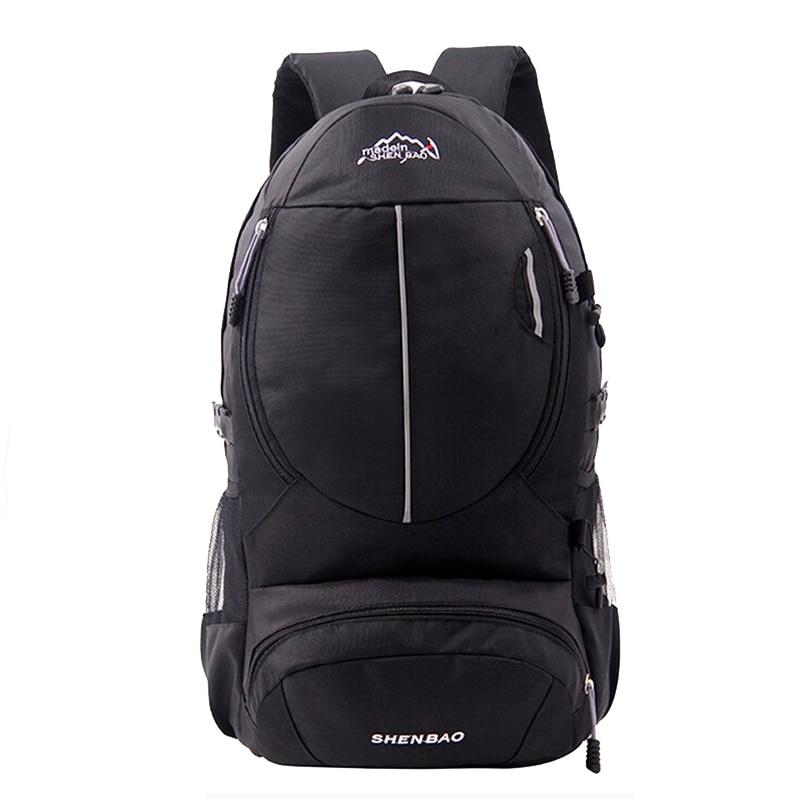 New 2017 Men Backpack Hiking Shoulder Bag Travel Bag packs Outdoor Sports bag Mochilas Men Military