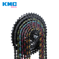 KMC x11sl x10sl DLC chain color diamond 11/10 speed chain carbon ultra light MTB road bike bicycle parts