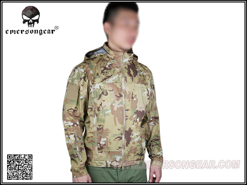 military tactical jacket for men EMES Soft Shell Jacket Outdoor Light Tactical Hooded Breathable jacket Multicam EM6873 lurker shark skin soft shell v4 military tactical jacket men waterproof windproof warm coat camouflage hooded camo army clothing