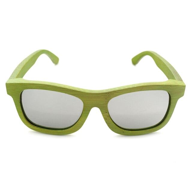 Ballaja Wooden Sunglasses