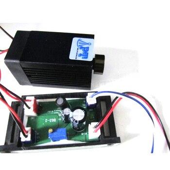 DIY Adjustable blue Focus laser module 1600mw 1.6W 450nm laser head with TTL for engraving machine Stage Light Module