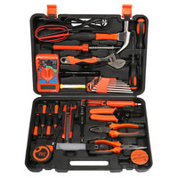 Electrician Kit Household Hardware Toolbox Multimeter Screwdriver Tool Suite Household Electrician Carpentry Repair Kits
