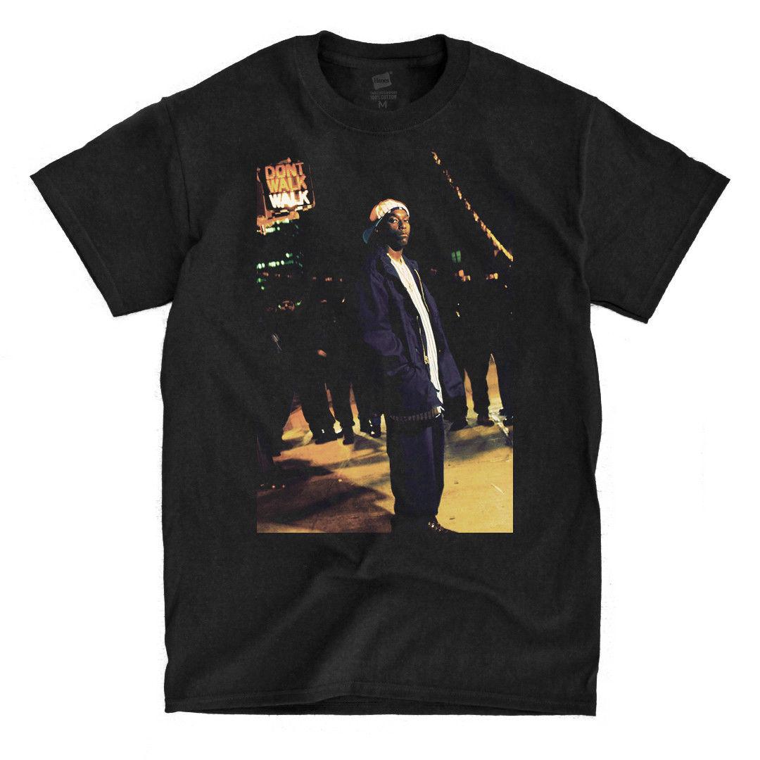 Big L Lifestylez Ov Da Poor amp Dangerous Black T Shirt T Shirt Men Funny Tee Shirts Short Sleeve Print Men Summer Style in T Shirts from Men 39 s Clothing