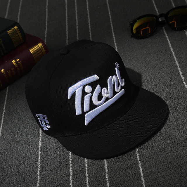 Begocool Carta bonés De Beisebol snapback chapéu para homens mulheres marca gorras hip hop ajustável cap preto COOL-011