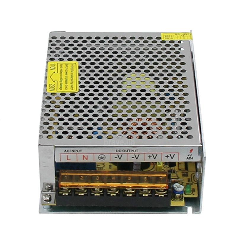 AC100-240V to DC 12V 20A 240W Power Supply for5050 3528 RGB LED Strip Light Transformer Converter 12v to 220v Led Driver Adapter ac100 240v dc18 35v 300ma 6 9 x1w led driver power supply converter adapter