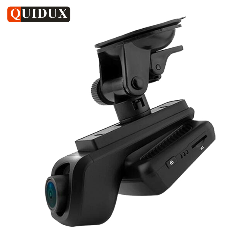 QUIDUX Car DVR 1080P Camera WiFi Monitor Full HD WDR Video Recorder Novatek 96658 150 Degree Wide Angle Parking Monitor Dash Cam стоимость