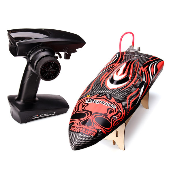Eachine Eye500 50cm Brushless RC Boat High Speed More than 60KM/H Without FPV System Racing Boat