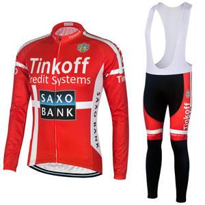 8410a68e7 Ropa Ciclismo Invierno Hombre Long Sleeve Bicycle Clothes